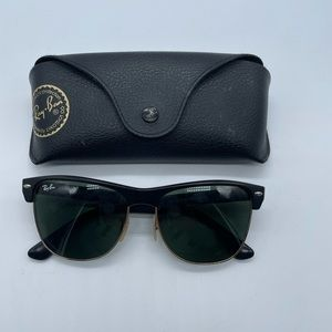 Ray Ban  Unisex Clubmaster Sunglasses